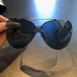 Auth Vintage Christian Dior Aviator Sunglasses